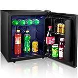 Syntrox Germany A+ 50 Liter geräuscharmer Mini Kühlschrank leiser Hotelkühlschrank