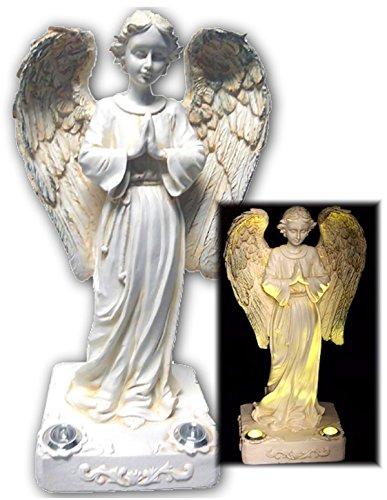 Beautiful Praying Solar Angel