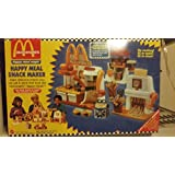 Mcdonald's Happy Meals Snack Maker set