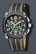Luminox Tony Kanaan Chrono II Leather Mens Watch 1138