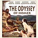 The Odyssey of Homer (Dramatization)  by Yuri Rasovsky Narrated by Full Cast