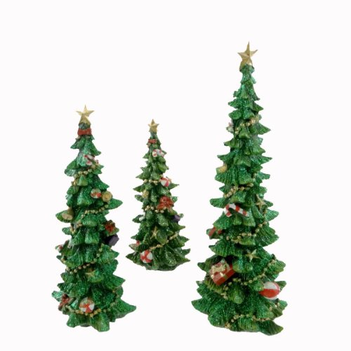 Christmas GREEN DECORATED TREE SET 9712282 Christmas New the unknown bridesmaid
