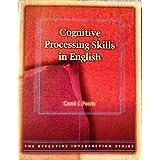 Cognitive processing skills in English (Effective interpreting series) ~ Carol J. Patrie