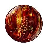 Ebonite Cyclone Bowling Ball, Fireball, 11-Pound