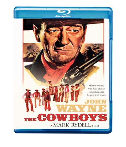 Cover art for  The Cowboys [Blu-ray]