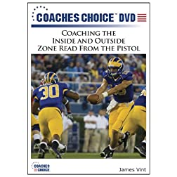 Coaching the Inside and Outside Zone Read From the Pistol