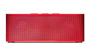 Urge Basics UG-SNDBRCKRED Soundbrick  Ultra Portable Bluetooth Stereo Speaker with Built-in Mic - Retail Packaging - Red