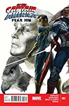 All New Captain America Fear Him #3 (of 4)…