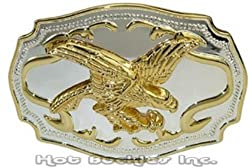 High Quality Men's Western Eagle Belt Buckles