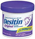 Desitin Maximum Strength Original Paste, 16 Ounce (Pack of 2)