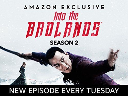 Into the Badlands Season 2 on Amazon Prime Instant Video UK