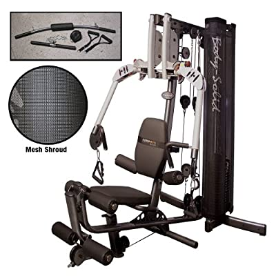 Body Solid Fusion Personal Trainer Gym from Body Solid