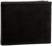 Johnston & Murphy Slimfold Wallet,Black,one size