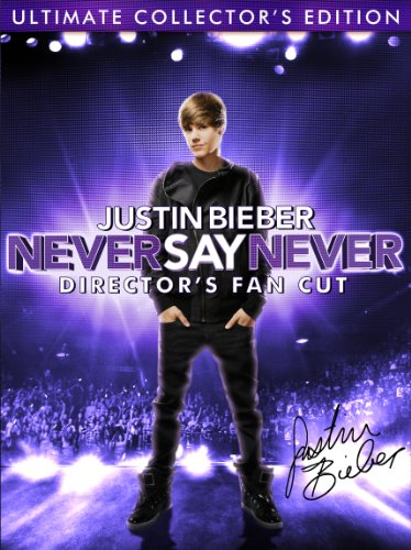 Justin Bieber: Never Say Never - Director's Fan Cut (Ultimate Collector's Edition) (Braun Fan Parts compare prices)