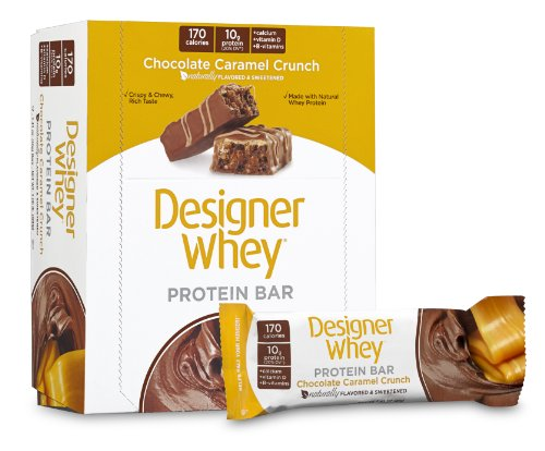 Dw Protein Bar, Chocolate Crml, 12 ct ( Multi-Pack) Image
