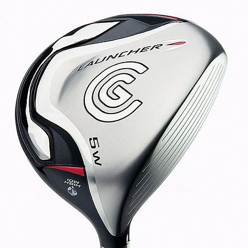 Cleveland Launcher Fairway (Men's Right-Handed, 19 Degree Loft, Gold Stiff Shaft)