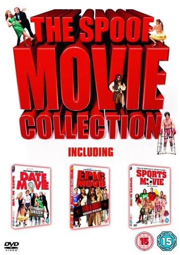 Date Movie/Epic Movie/Sports M [Reino Unido] [DVD]