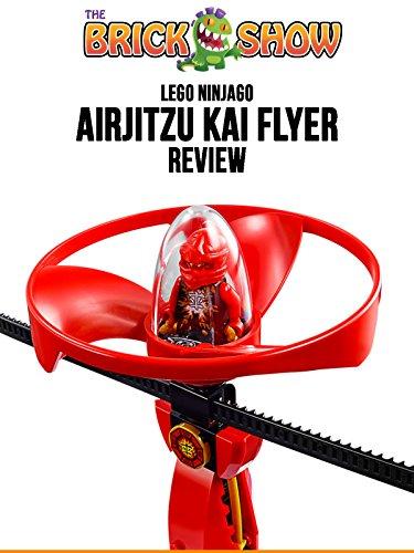 LEGO Ninjago Kai Airjitzu Review 70739