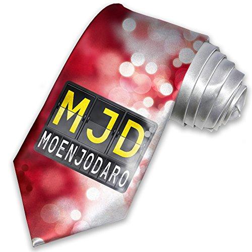 necktie-mjd-airport-code-for-moenjodaro-christmas-tie-neonblond