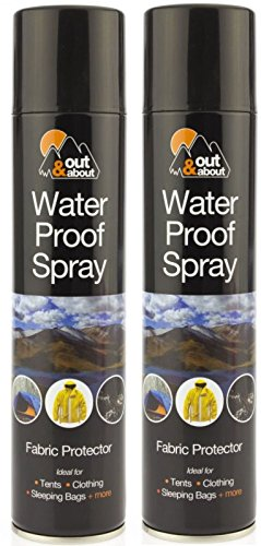 2-x-waterproof-spray-ideal-for-tent-sleeping-bags-rucksacks-shoes-boots-umbrellas-outing-fishing-cam