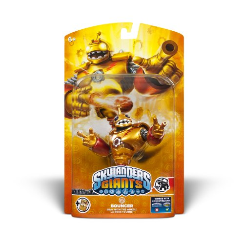 Skylanders Giants Single Character - Bouncer