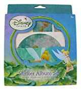 Disney Sticker Album Set - Tinkerbell