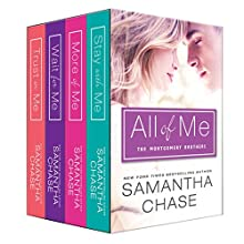 All of Me: Boxed Set (       UNABRIDGED) by Samantha Chase Narrated by Kevin T. Collins