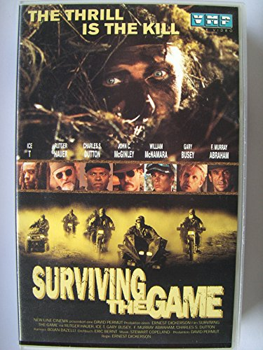 Surviving the Game [VHS]