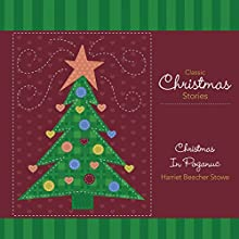 Christmas in Poganuc Audiobook by Harriet Beecher Stowe Narrated by Cris Dukehart