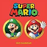 Super Mario Brothers 2015 Wall Calendar (Calendars 2015)