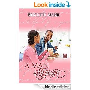 A Man Apart (Mahogany and Daniel Book 1)