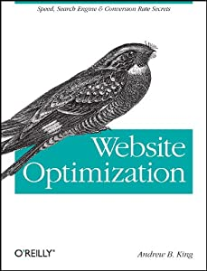 "Cover of ""Website Optimization: Speed, Se..."