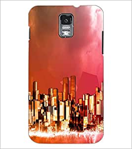 PRINTSWAG BUILDINGS Designer Back Cover Case for SAMSUNG GALXAY S5