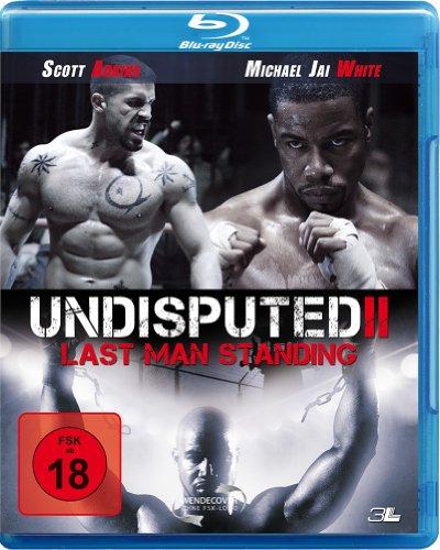 Undisputed 2 - Uncut Version [Blu-ray]
