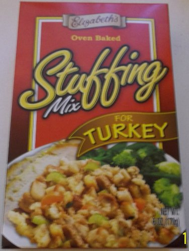 Stuffing Mix (For Turkey) Oven Baked
