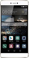 "Huawei P8 Grace - Smartphone libre Android (pantalla 5.2"", cámara 13 Mp, 16 GB, Kirin 930 Octa Core 2 GHz, 3 GB RAM), color dorado"
