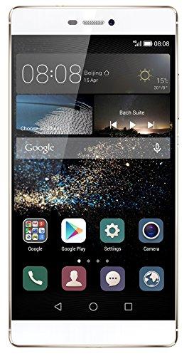 Huawei P8 Smartphone, 16 GB, Champagne