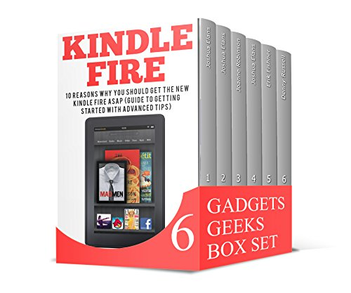 Gadgets Geeks Box Set: The Best Guides on Kindle Unlimited, Amazon Echo and Other Gadget Geeks and Useful Tools (seo, youtube, search engine optimization)