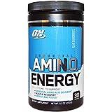 Optimum Nutrition - Essential Amino Energy 30 Servings Blue Raspberry - 0.6 lbs(9.5oz)