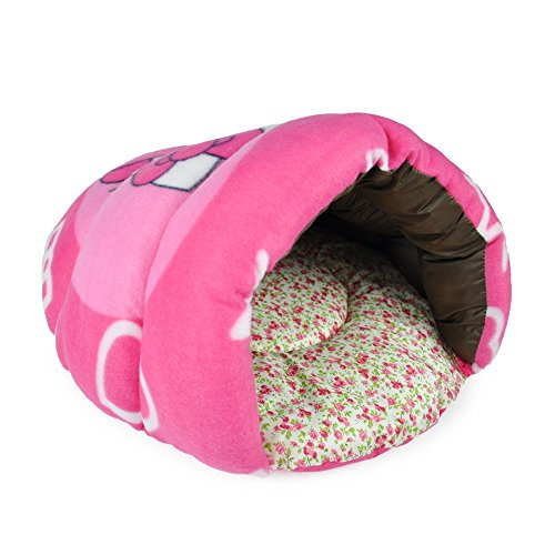 duduhome panier pour chien sac de couchage pour chien chat en forme de. Black Bedroom Furniture Sets. Home Design Ideas
