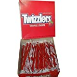 Twizzlers Strawberry Candy Twists - 180 Pcs.