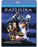 Zathura: A Space Adventure (Bilingual Blu-ray/DVD Combo Pack) [Blu-ray]