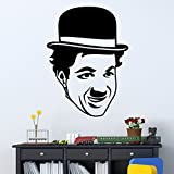 Decal Style Charlies Wall Sticker Medium Size-21*28 Inch