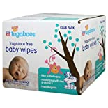 Rite Aid Tugaboos Baby Wipes, Fragrance Free, Club Pack, 5 ea