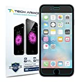 iPhone 6S Plus Screen Protector, Tech Armor High Definition HD-Clear Apple iPhone 6S / iPhone 6 Plus (5.5-inch) Screen Protector [3-Pack]