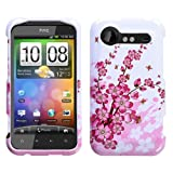 Flowers Hard Protector Case Cover For HTC Droid Incredible 2 ADR6350