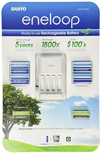 sanyo-eneloop-ni-mh-charger-and-8-rechargeable-aa-and-4-rechargeable-aaa-batteries