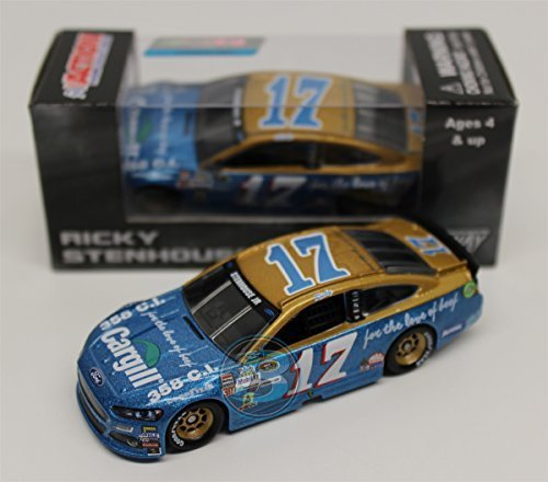 lionel-racing-ricky-stenhouse-jr-17-cargill-throwback-2015-ford-fusion-nascar-diecast-car-164-scale-