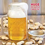 Carson Home Accents Original Rednek Beer Mug, 32-Ounce