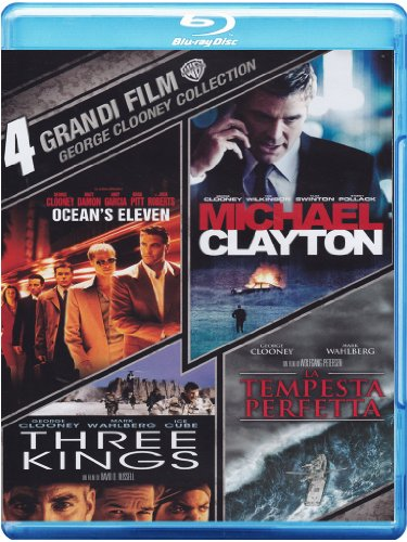 4 grandi film - George Clooney collection [Blu-ray] [IT Import]